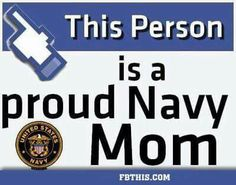 ... Navy Mom, United States Navy, Us Army, Us Navy, Marine Mom