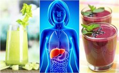 The pancreas is a gland located at the bottom of the abdomen. Do you know how to cleanse your pancreas with natural remedies? Smoothie Without Banana, Smoothie Fruit, Smoothie Prep, Yogurt Smoothies, Vegetable Smoothies, Double Menton, Cleanse Your Liver, Flora Intestinal, Homemade Smoothies