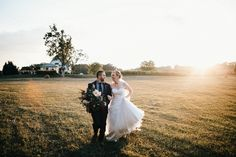 Pleasant Hill Vineyard Wedding, Sunset Couples Photos, Vineyard Wedding, Knoxville Wedding Photographers | Erin Morrison Photography www.erinmorrisonphotography.com