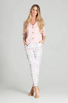 Shirt model 141753 Figl – Blushgreece.shop Shirt Sleeves, Blouses For Women, Capri Pants, Chic, Shirts, Style, Products, Fashion, Fashion Ideas