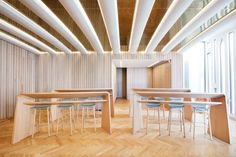 'Delicate and beguiling': Cadogan Song School | ArchitectureAU