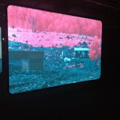 The Enclave by Richard Mosse is showing at Galleries UNSW until June 7!