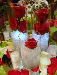 centros de mesa para boda calas - Buscar con Google
