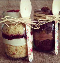 Kilner Jar healthy desserts