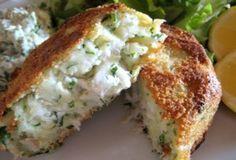 Healthy Fish Cakes