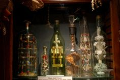 Glass spirit houses at the Cornish Witchcraft - Museum of Witchcraft Wiccan, Magick, Pagan, Witch History, Traditional Witchcraft, Occult Art, Moon Magic, Faeries, Folklore