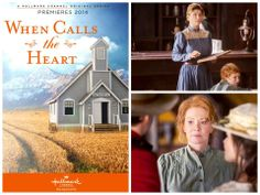 "Janette Oke's (of the ""Love Comes Softly"" saga) beloved book series ""WHEN CALLS THE HEART"" comes to TV in 2014, it was announced today by Hallmark Channel USA & Colorado Gov. John W. Hickenlooper! Erin Krakow ("" Official Army Wives""), Daniel Lissing ("" Last Resort""), Lori Loughlin & Jean Smart lead the all-star cast!"