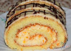 Czech Recipes, Ethnic Recipes, Onion Sauce, G 1, 20 Min, Vanilla Cake, Deserts, Dessert Recipes, Rolls
