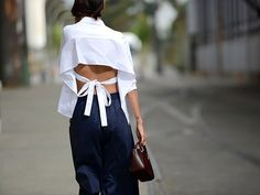 The Best Open Back Tops For Spring | StyleCaster