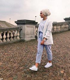Hijab Turban Style, Turban Outfit, Hijab Chic, Hijab Outfit, Modern Hijab Fashion, Modesty Fashion, Muslim Fashion, Fashion Outfits, Women's Fashion