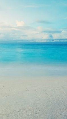 Ocean skyline #iPhone #5s #Wallpaper
