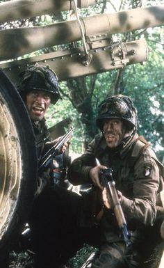 The Brécourt Manor Assault (6 June 1944) during the U.S. parachute assault of the Normandy Invasion .