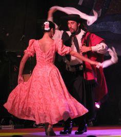 danzo típica argentina (zamba)