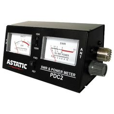 Astatic 302PDC2 SWRRFField Strength Test Meter *** Check out this great product.Note:It is affiliate link to Amazon.