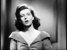"""Contralto Eula Beal (1919-2008) sings Bach's """"Erbarme Dich"""" (in English as """"Lord Have Mercy on Me"""") from the St. Matthew Passion, conducted by Antal Dorati and with Yehudi Menuhin playing the violin solos, recorded in 1948."""