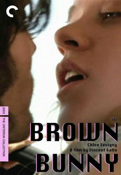 The Brown Bunny Fake criterion Blu Ray cover Netflix Movies, Movie Tv, The Brown Bunny, Vincent Gallo, Cinema, Film Posters, Concept Art, Actors, Cover