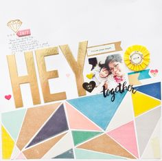 Jessy Christopher-Tham #scrapbooking