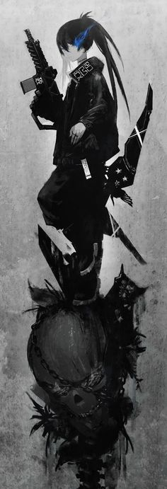 Black Rock Shooter, Hatsune Miku, Tekken Cosplay, Bioshock Art, Beast, Normal Wallpaper, Games Images, Anime Style, Beautiful Artwork