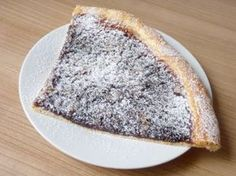 Recept na valašský frgál krok za krokem - Vaření.cz Home Baking, Banana Bread, Sweet Tooth, Cheese, Cookies, Cake, Recipes, Food, Fine Dining