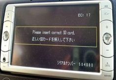 Nsdd w61 coronabdspotpjapanese car sd cardml toyota erc and map disk solution fandeluxe Images