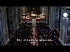Disso Voce Sabia?: Fim do Domínio Illuminati, Crise no Vaticano e seu Interesse pelos Alienígenas