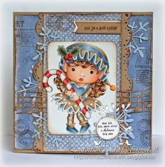 #61 Blå jul/Elizabeth
