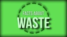 Fact about waste! Infographic