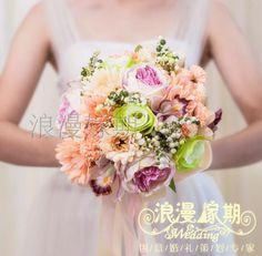 >> Click to Buy << 2017 Bouquet de mariage Cheap Wedding Bouquet Bridesmaid Bouquet New Arrival Artifical Flower Bridal Bouquet Wedding Flower #Affiliate
