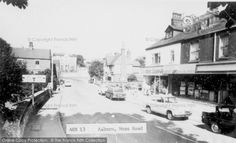 Askern, Station Road c.1965, from Francis Frith