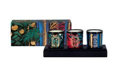 From Diptyque to Jo Malone London, Cire Trudon to Miller Harris, the definitive list of the festive candles to covet