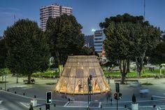 CCP Pavilion,© Gino Zavala Bianchi
