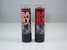 Maybelline 100 Years Baby Lips Limited Edition Collection