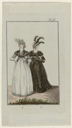 Journal für Fabrik, Manufaktur, Handlung, Kunst und Mode, 1798, Tab IV, Anonymous, c. 1798