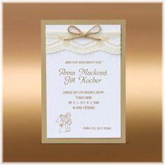 Oznámení a texty Wedding Decorations, Wedding Invitations, Place Card Holders, Frame, Cards, Weddings, Vintage, Wedding Anniversary, Picture Frame