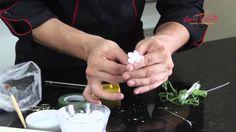 Como Fazer Pasta e  Flores de Açúcar                                                                                                                                                      Mais