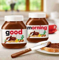 Good morning (Nutella)
