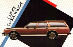 1986 Chevrolet Caprice Classic Wagon