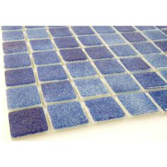 "Sheet size: 12 1/4"" x 12 1/4"".     Tile Size: 1"" x 1""     Tiles per sheet: 144     Tile thickness: 1/8""     Grout Joints: 1/8""     Recycled Components:  99%     Sheet Mount: Mesh Backed"