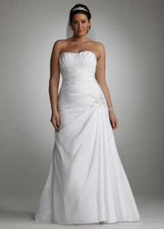 Vestidos de novia para gorditas 2014 [fotos]   ActitudFEM