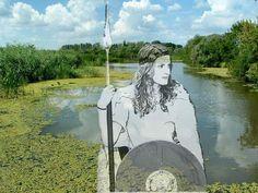 Nabia, diosa galaico-lusitana y astur de los ríos, las lagunas y psicopompa de los difuntos