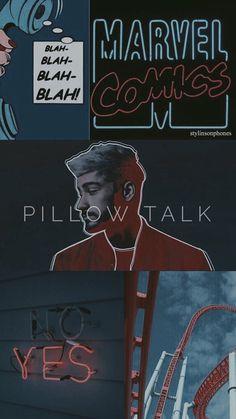 "Zayn Malik ""Pillow Talk"" Lockscreen • ctto: @stylinsonphones"