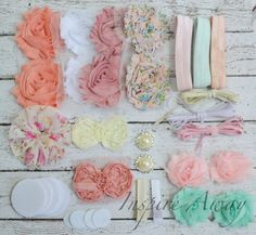 DIY Headband Making Kit Makes 12 headbands and 2 by inspireaway, $14.99  https://www.etsy.com/listing/199922204/diy-headband-making-kit-makes-12?ref=sr_gallery_20&ga_order=date_desc&ga_view_type=gallery&ga_ref=fp_recent_more&ga_search_type=all