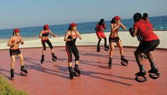 """WITH KANGOO JUMPS REBOUND SHOES YOU LOSE ALL THE NEGATIVE ENERGY"" – HALA KRUNZ"