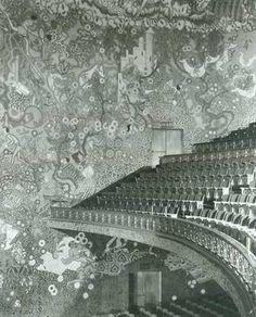 Balcony of the Ziegfeld Theatre