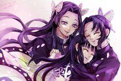 《Kimetsu No Yaiba》Fanart + Doujinshi Anime Angel, Anime Demon, Anime Nerd, All Anime, Demon Slayer, Slayer Anime, Era Taisho, Anime Animals, Manga Pictures