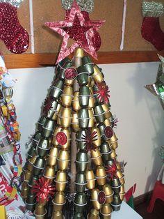 Árbol de Navidad Nespresso