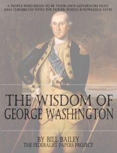 "Free copy of ""The Wisdom of George Washington"" by Bill Bailey"
