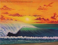art,artwork,art gallery,art prints,surf art,surf,waves, ocean art,art videos,paintings,beaches,beach paintings,tropical art,wall art,vivid c...