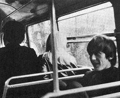 John, Cyn, and George