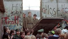30 years after the fall of the Berlin Wall, children of a united Germany remain divided - The Washington Post Spray Paint Stencils, Stencil Painting, Berlin Wall Fall, Street Art Banksy, After The Fall, German People, Washington, West Berlin, East Germany